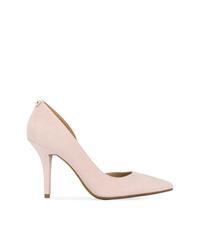 Zapatos de tacón de ante rosados de MICHAEL Michael Kors