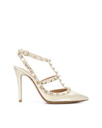 Comprar Plateados Zapatos Mujeres Para Valentino Moda Unos wzFZqfWwT