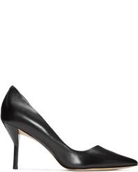 Zapatos de tacón de cuero negros de 3.1 Phillip Lim