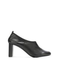 Zapatos de tacón de cuero negros de Joseph