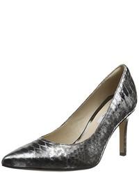 Zapatos de tacón grises de Clarks