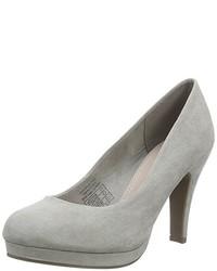 Zapatos de tacón grises de Jane Klain