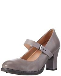 Zapatos de tacón grises de Neosens
