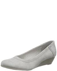 Zapatos de tacón grises de s.Oliver