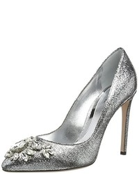Zapatos de tacón grises de Sebastian