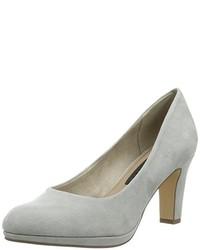 Zapatos de tacón grises de Tamaris