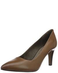 Zapatos de tacón marrónes de s.Oliver
