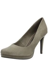 Zapatos de tacón marrónes de Tamaris