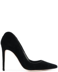 Zapatos de tacón negros de Alexander McQueen