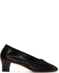 Zapatos de tacón negros de Martiniano