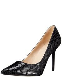 Zapatos de tacón negros de Pleaser