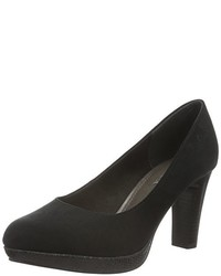 Zapatos de tacón negros de s.Oliver
