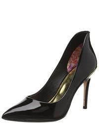 Zapatos de tacón negros de Ted Baker