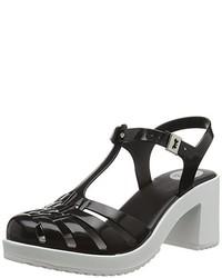 Zapatos de Tacón Negros de Zaxy