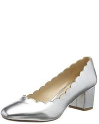 Zapatos de tacón plateados de DOROTHY PERKINS SHOES & BAGS