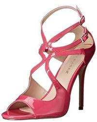 Zapatos de tacón rojos de Pleaser