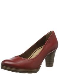 Zapatos rojos Tamaris para mujer 8oGUGO134