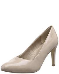 Zapatos de tacón rosados de s.Oliver