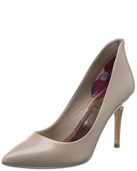 Zapatos de tacón rosados de Ted Baker