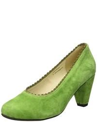 Zapatos verdes ANDREA CONTI para mujer QIwLKf