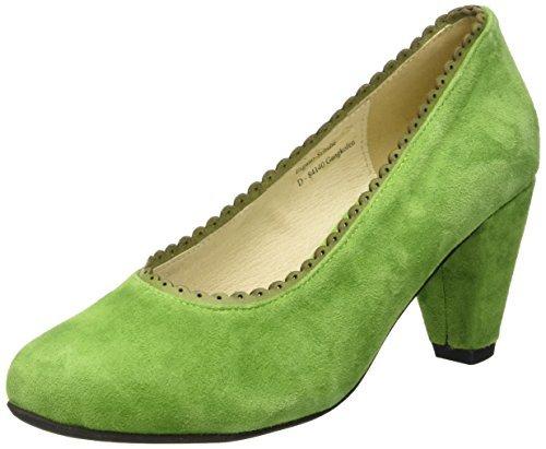 Zapatos verdes ANDREA CONTI para mujer mpUe1