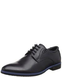Zapatos derby azul marino de s.Oliver