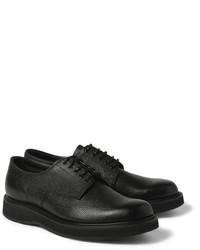 Zapatos derby negros