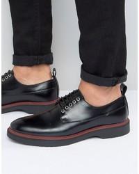 Zapatos Derby Negros de Asos