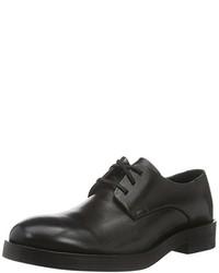 Zapatos derby negros de Calvin Klein