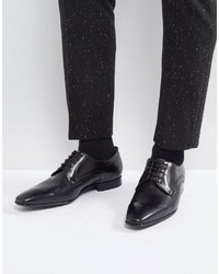 Zapatos derby negros de Paul Smith
