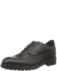 Zapatos derby negros de Tommy Hilfiger