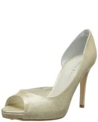 Zapatos Dorados de Freya Rose