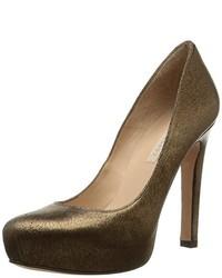 Zapatos Dorados de Pura Lopez