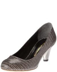 Zapatos en gris oscuro de Gaspard Yurkievich