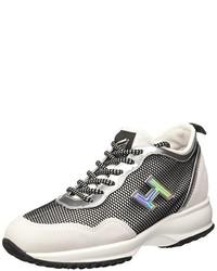 Zapatos en gris oscuro de Hogan