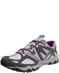 Zapatos en gris oscuro de Merrell