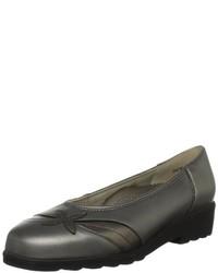 Zapatos en gris oscuro de Padders