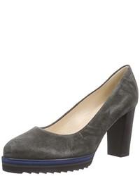 Zapatos en gris oscuro de Peter Kaiser
