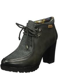 Zapatos en gris oscuro de PIKOLINOS