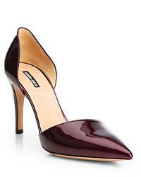 Zapatos en violeta