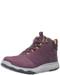 Zapatos en violeta de Teva