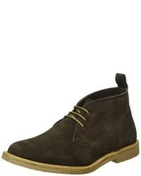 Zapatos Marrón Oscuro de Kickers
