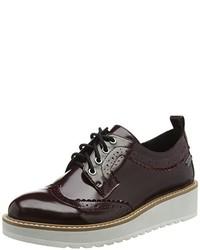 Zapatos morado oscuro de Pepe Jeans