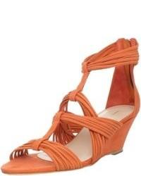 Zapatos naranjas
