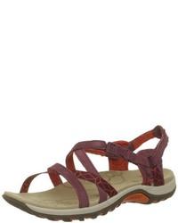 Zapatos naranjas de Jacardia