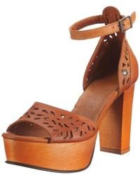 Zapatos naranjas de Neosens