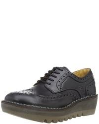 Zapatos Negros de Fly London