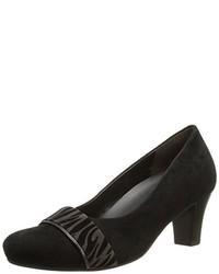 Zapatos Negros de Gabor