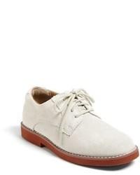 Zapatos oxford blancos