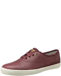 Zapatos oxford burdeos original 8534565